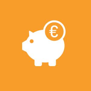 icona Soluzioni di pagamento  rateizzate